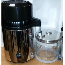 Аквадистиллятор бытовой BL 9900 стальной корпус сборник воды стекло