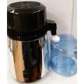 Аквадистиллятор бытовой BL 9900 стальной корпус сборник воды пластик